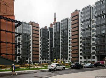 Квартиры с панорамным остеклением